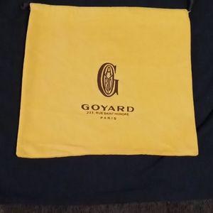 Goyard Authentic Dust Bag